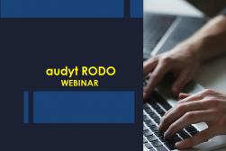 Jak przeprowadzić roczny zdalny audyt RODO? 7 praktycznych wskazówek - WEBINAR - 23.04.20021 r.