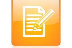 Rejestr kategorii czynności przetwarzania danych osobowych