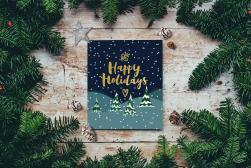 Wysyłanie kart świątecznych